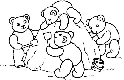 94 Bear Paw Coloring Page Full Size Of Coloring