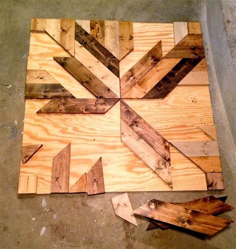 diy wood planked quilt wood wall art diy wood art diy