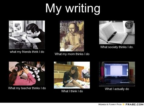 Writing Meme - writing tool write or die another head full of fantasy