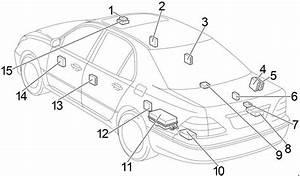 Lexus Rx300 Parts Diagram