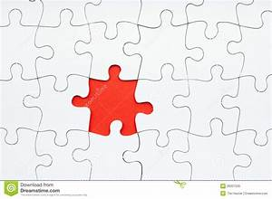 Jigsaw Puzzle Missing Piece Royalty Free Stock Photo ...