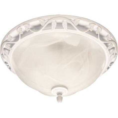 nutone decorative white 100 cfm ceiling exhaust bath fan