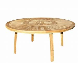 Table Ronde 8 Personnes : table de jardin orion ronde naturel 8 personnes table de jardin leroy merlin ~ Teatrodelosmanantiales.com Idées de Décoration