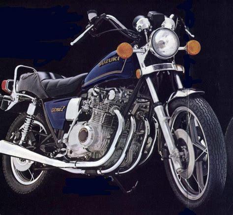 1980 Suzuki Gs750l by Suzuki Gs750 Gallery Classic Motorbikes