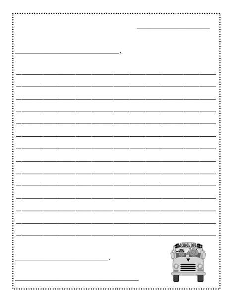 blank writing paper  kindergarten homeworktidyxfccom