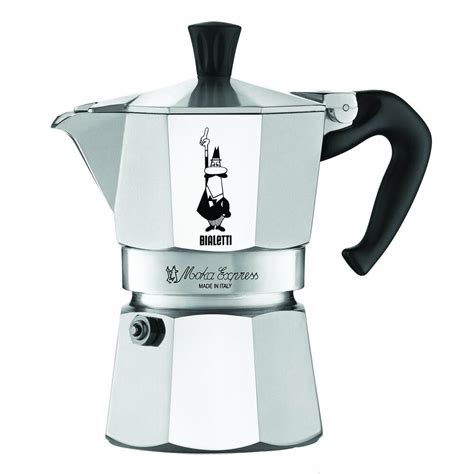 How do you grind coffee for a stovetop espresso maker? Bialetti Moka Express 3 Cup Stovetop Espresso Maker Pot Coffee Latte NEW 633585385844   eBay