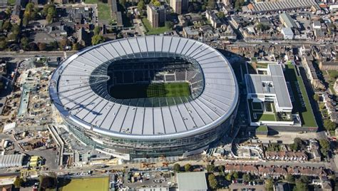 Tottenham's Stadium 'May Not Be Ready Until March' in New ...