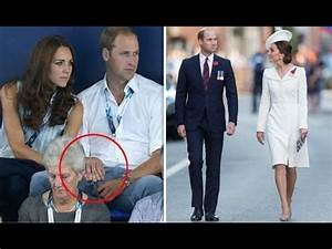 Kate Middleton and Prince William rarely hold hands in ...