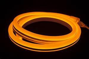 How To Cut 120v Rope Light 120v Orange Led Polar 2 Neon Flex Custom Cut