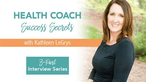 6 Keys To A Successful Health Coaching Practice