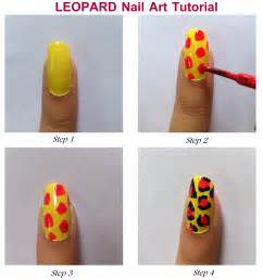 Nail designs step instructions