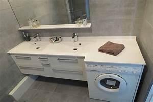 Linge De Toilette Ikea : meuble machine laver ~ Teatrodelosmanantiales.com Idées de Décoration