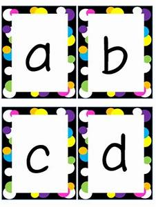 capital letter and lowercas by laura depp teachers With capital letter flashcards
