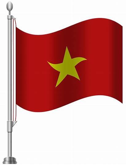 Vietnam Flag Clip Clipart 1800 Flags Clipartpng