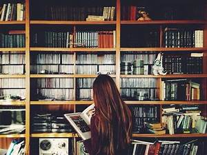 Woman reading, Reading and Libraries on Pinterest