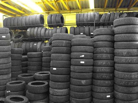 Second Hand Tyres Melbourne