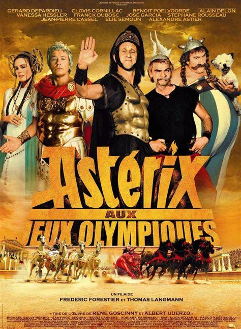 asterix aux jeux olympiques asterix la jocurile olimpice