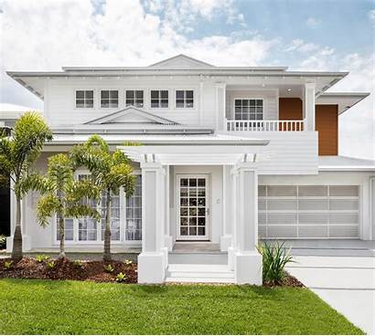 Homes Hampton Hamptons Inspired Coastal Scyon Exterior