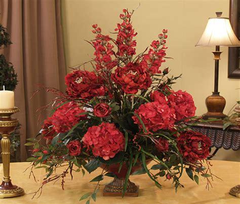 Floral Home Decor, Silk Flowers  Silk Flower Arrangements