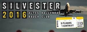 Silvester Dekoration Gastronomie : silvester 2016 im rauch club alten hallenbad rauch gastronomie ~ Orissabook.com Haus und Dekorationen
