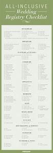 all inclusive wedding registry checklist wedding ideas With wedding registry for honeymoon