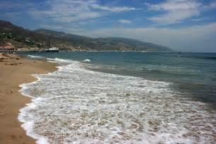 Malibu Beach Los Angeles California