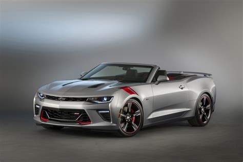 chevy camaro red accent concept gm authority