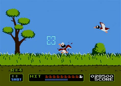 Nintendo's Duck Hunt Is Coming To The Wii U Christmas Day