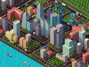 Pack City 2 : low poly city pack 2 by antonmoek 3docean ~ Gottalentnigeria.com Avis de Voitures