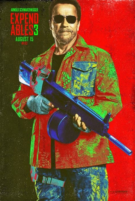 expendables  comic  character posters hit movienewzcom