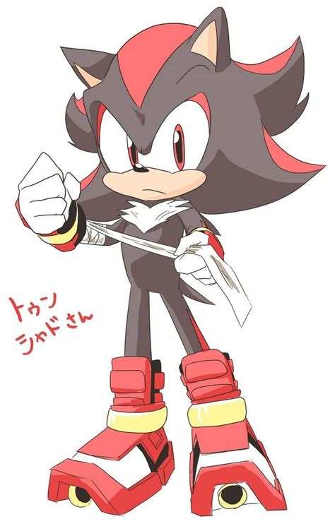 Shadow Hedgehog Sonic Boom