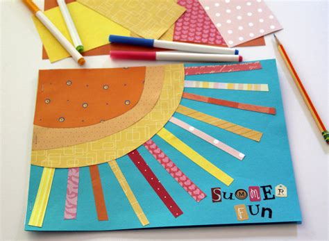 craft  sunshine summer journal   takes