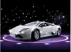 Lamborghini cu 7000 de cristale Swarovski