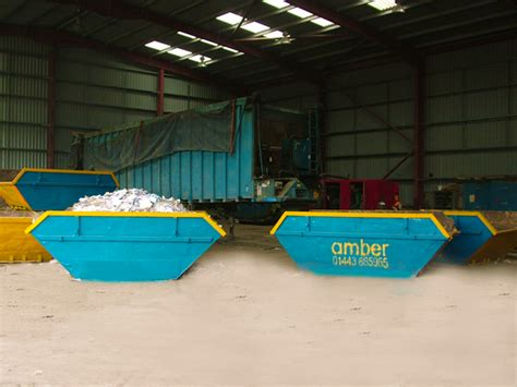 amber waste management services  south wales