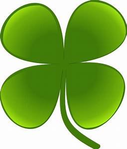 Shamrock For March Clip Art at Clker.com - vector clip art ...