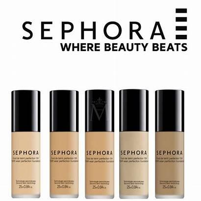 Sephora Foundation Perfection Gloss Wear 10hr Lip