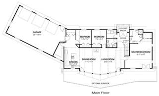 modern ranch floor plans house plans valleyridge linwood custom homes