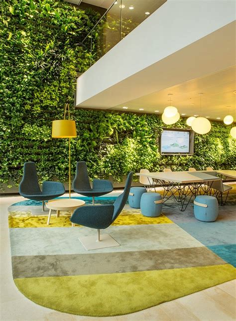 green office interior design stop noise from ruining your open office