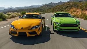 2020 Mustang EcoBoost Premium vs 2021 Toyota GR Supra 2.0   2015+ S550 Mustang Forum (GT ...