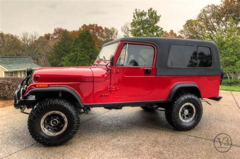 cj8 jeep 1984 jeep cj8 v3 4 4