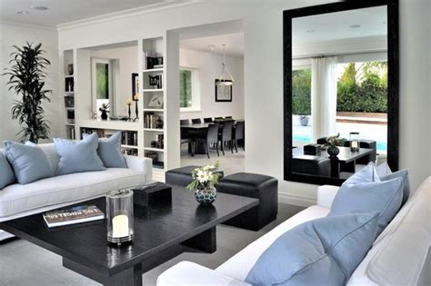 Beverly Hills Contemporary   Traditional   Living Room
