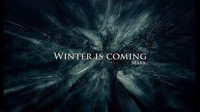 Coming Winter Thrones Wallpapersafari Quotes Series Tv