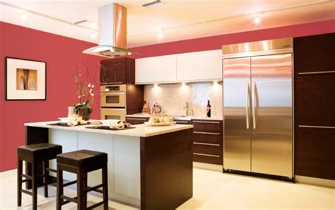 Popular Kitchen Wall Colors  Interior Decorating Accessories