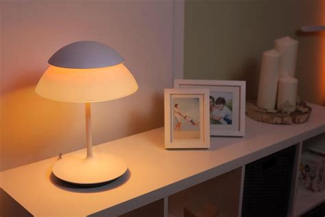 philips hue beyond dimmable smart table l 187 gadget flow