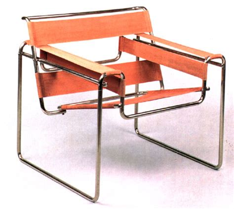 Marcel Breuer Chaise B3 by Breuer S Wassily Chair