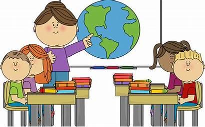 Class Classroom Clip Teacher Classes Teaching