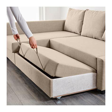 ikea sofa bett friheten corner sofa bed with storage skiftebo beige ikea