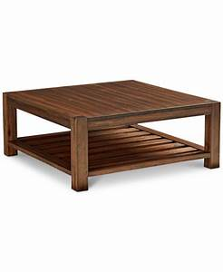 avondale coffee table furniture macy39s With avondale coffee table