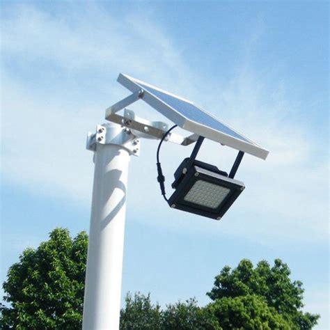 dusk to solar flood lights outdoor solar powered 54 led dusk to sensor outdoor security