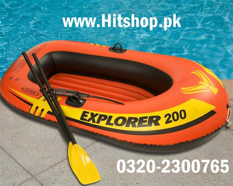 Inflatable Boats For Sale In Pakistan by Intex Inflatable Explorer 200 Boat In Pakistan Hitshop